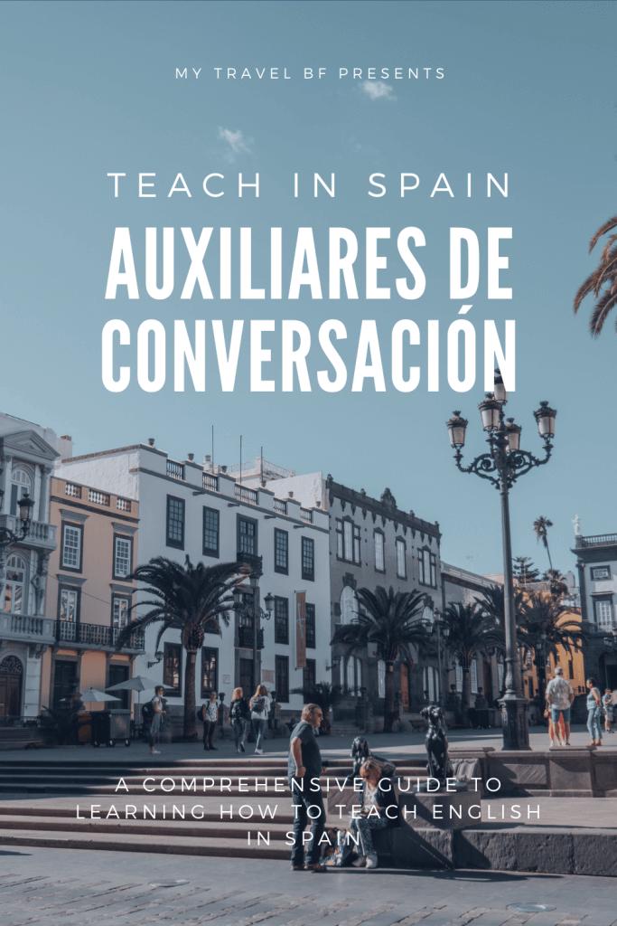 Auxiliares de Conversacion Program in Spain