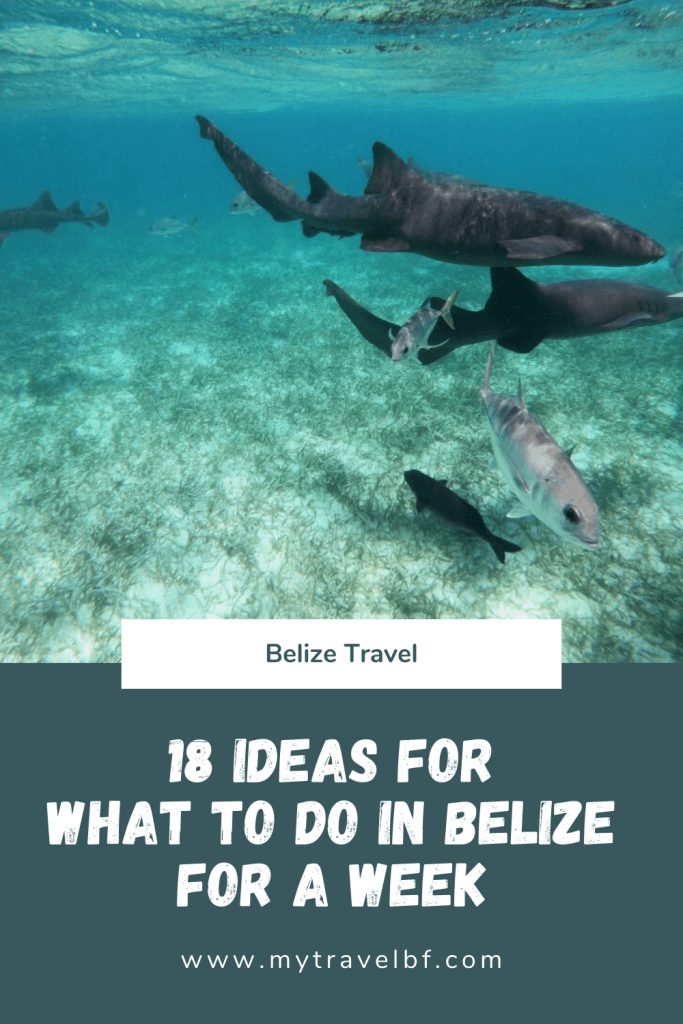 What to Do in Belize for a week