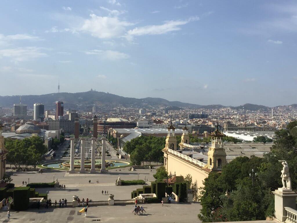 Spain Region Guide Barcelona