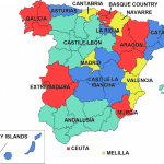 Guide to the Regions in Spain