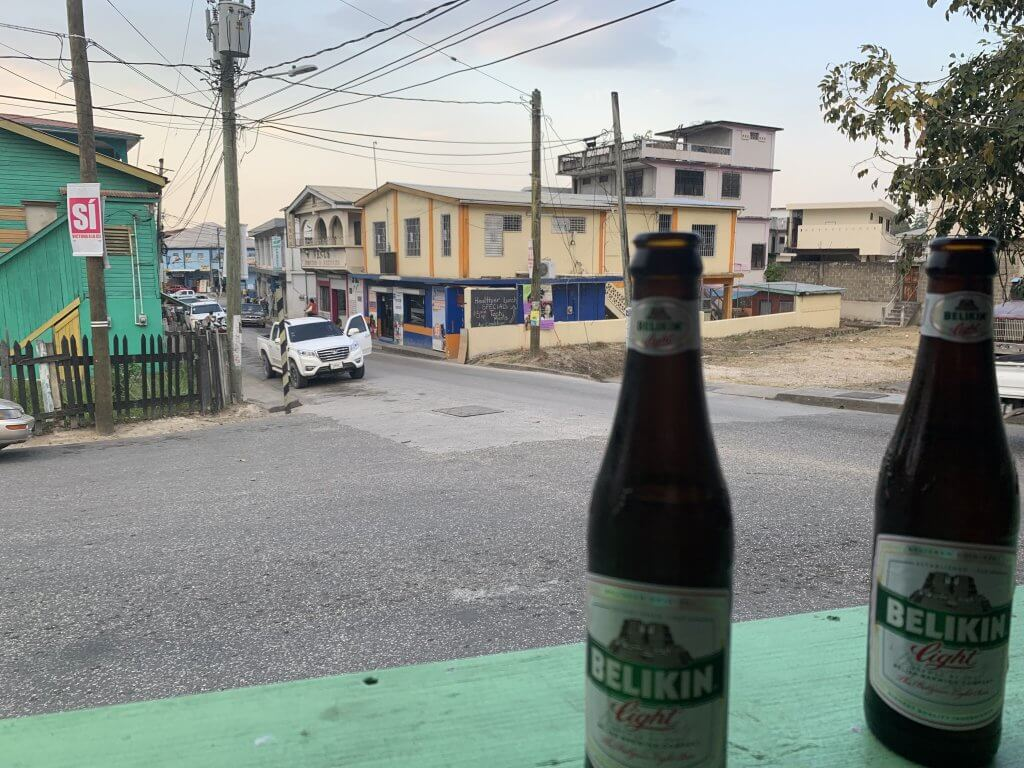 Best bar in San Igancio Belize