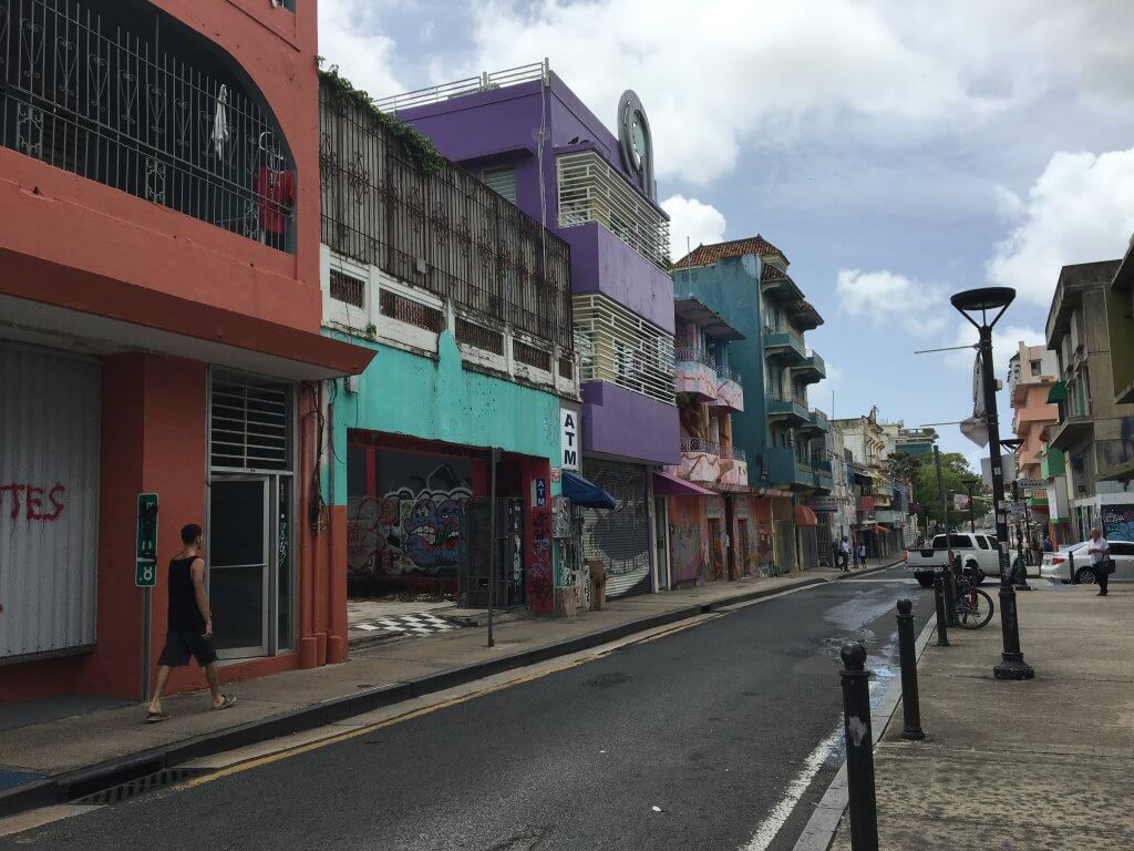 Puerto Rico Neighborhood Workaway
