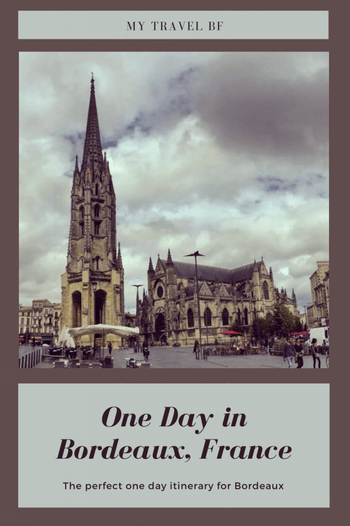 One Day in Bordeaux