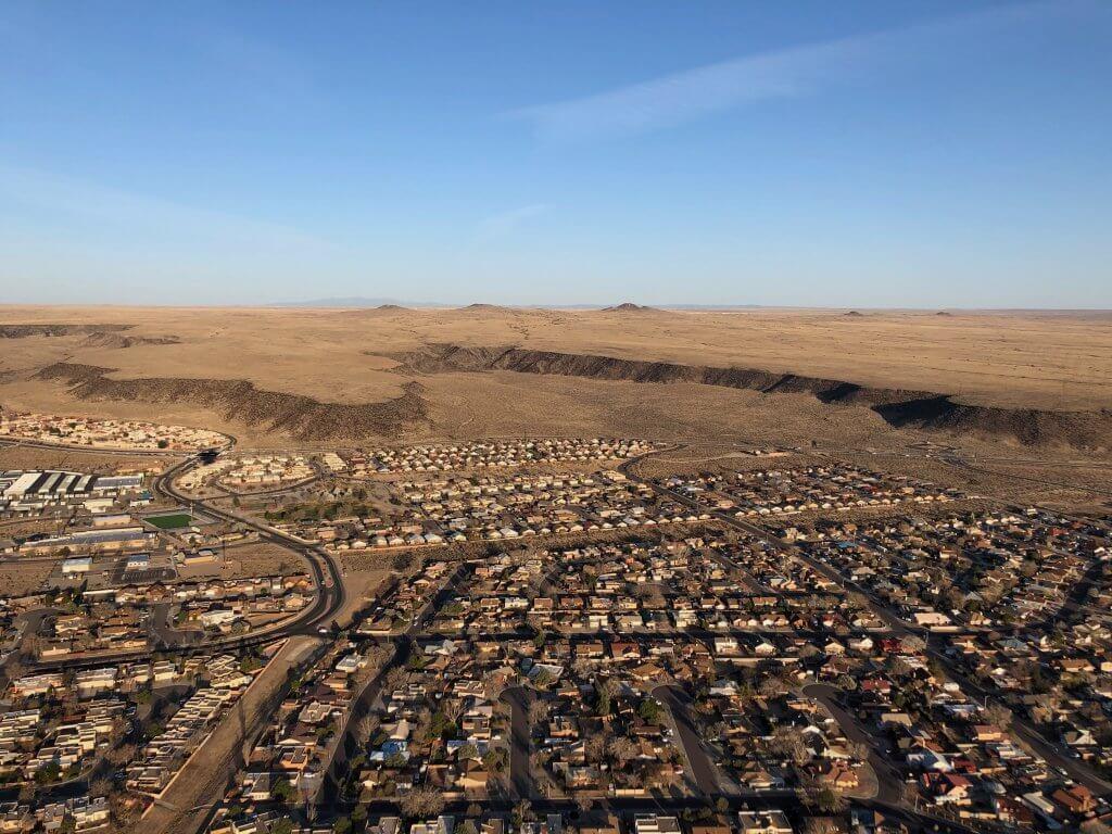Albuquerque Hot Air Balloon Ride