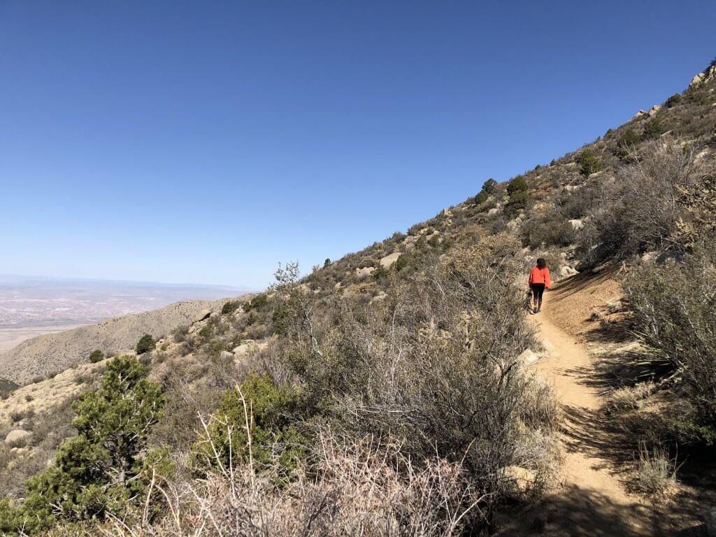 Albuquerque hiking trails