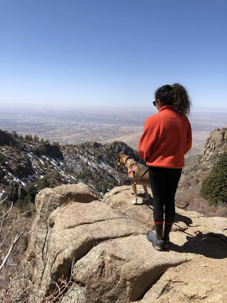La Luz Trail Albuquerque