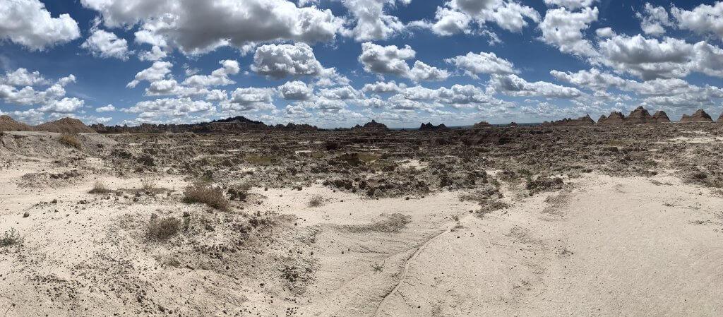 Cast Trail Badlands Hike