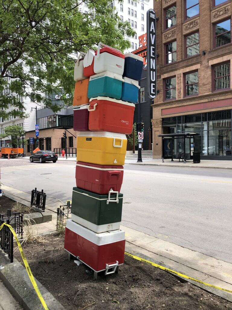 Milwaukee Sculpture Walk