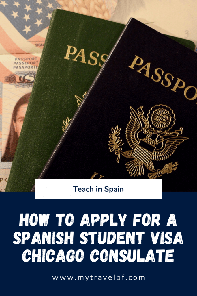 How to Apply for Spanish Student Visa Chicago Consulate of Spain