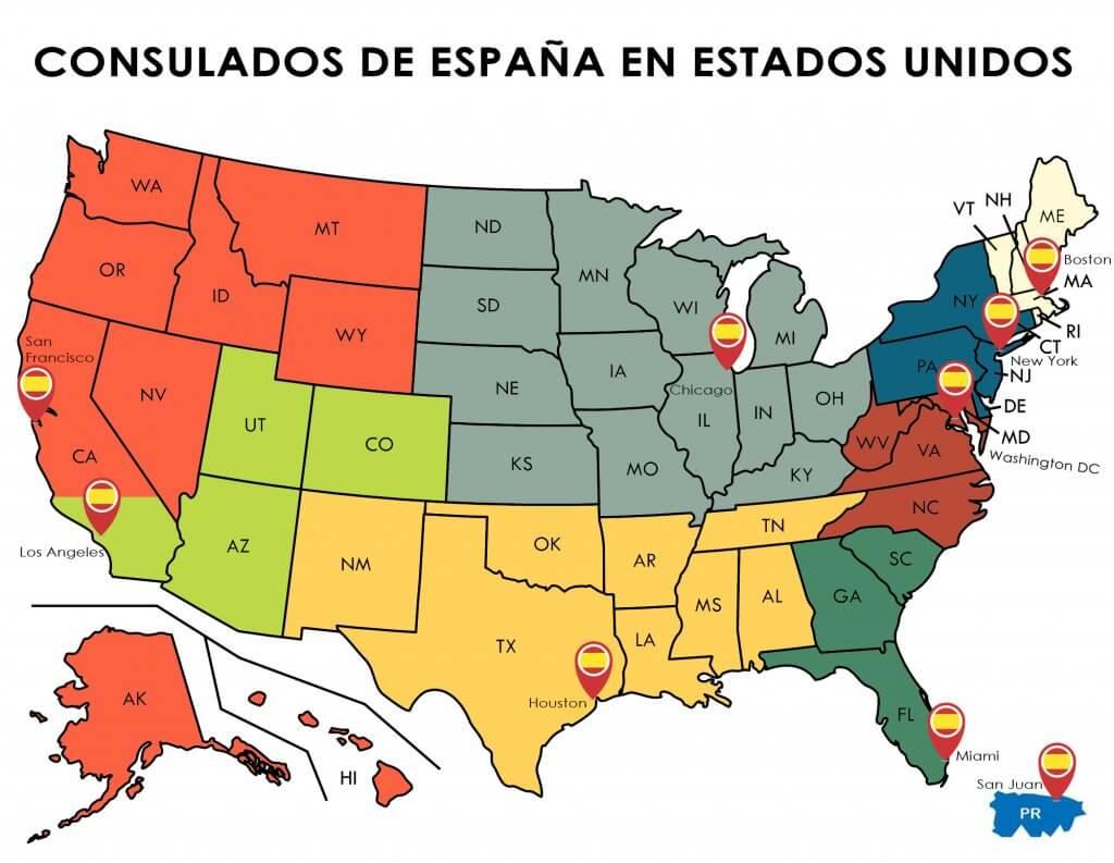 Consulate of Spain Student Visa