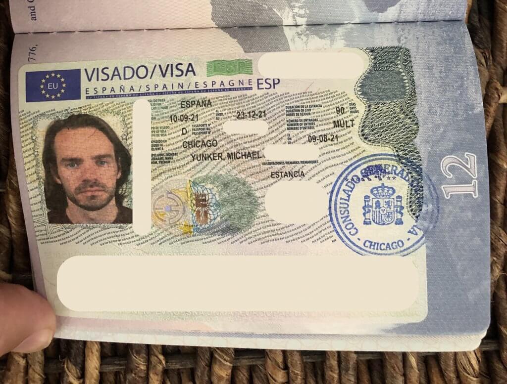 Spain Student Visa Chicago