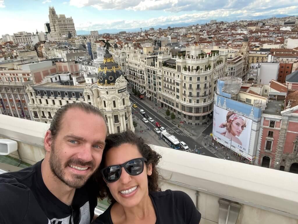 MY Travel BF Madrid Spain