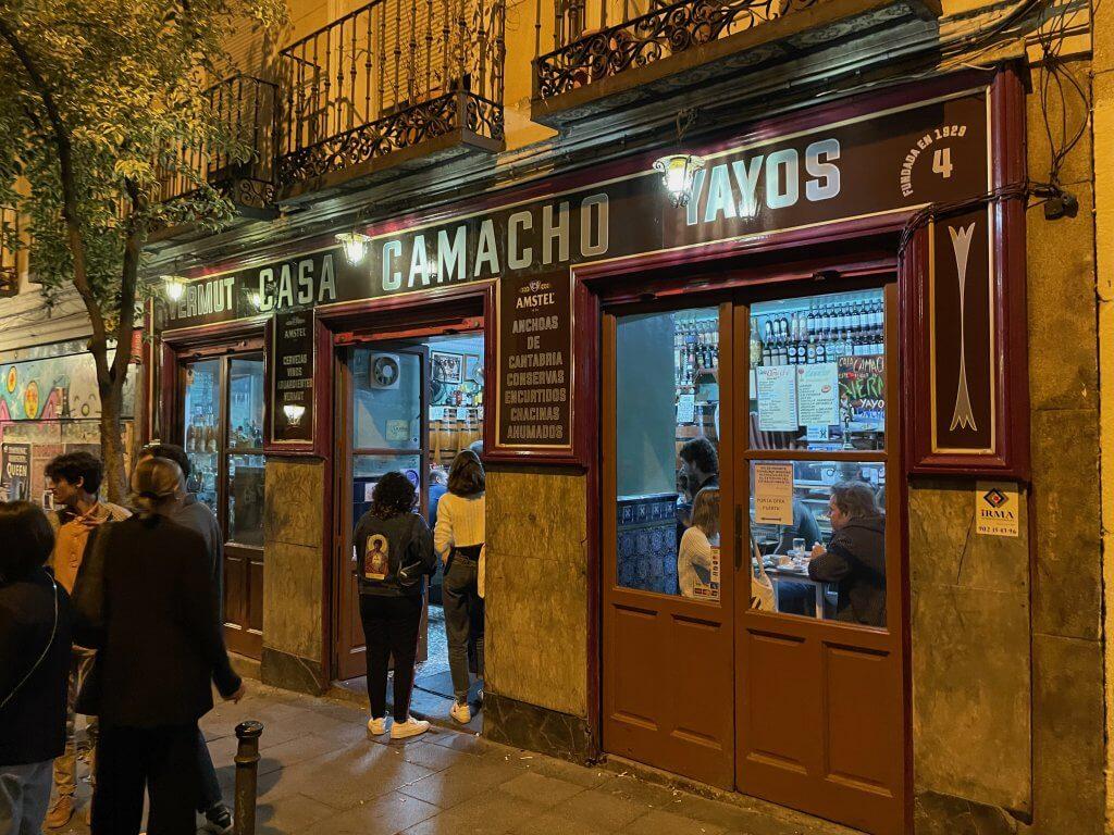 Casa Camacho Yayos