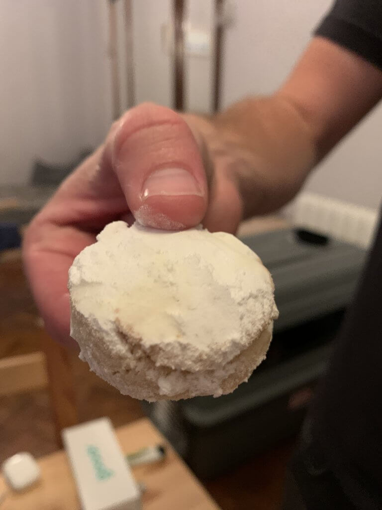 Madrid nun cookies